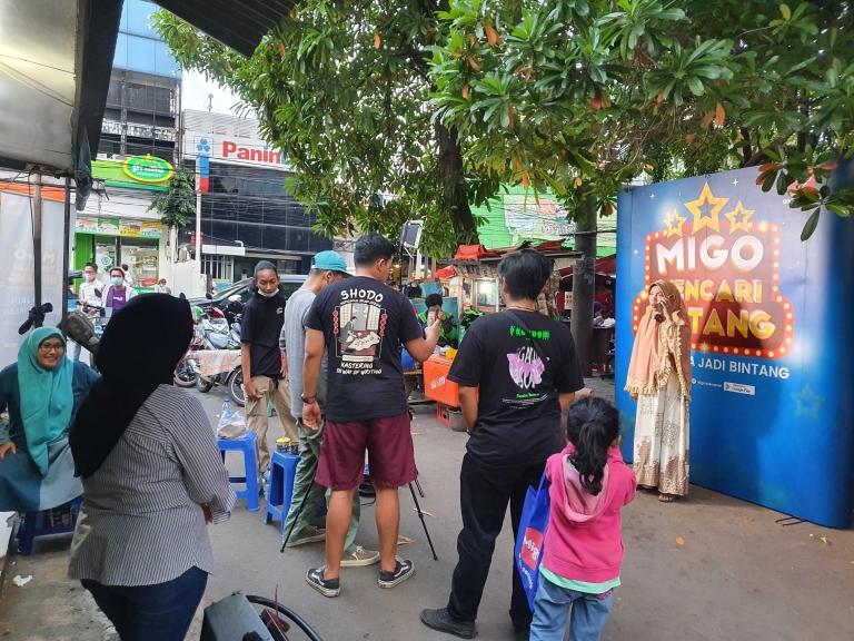 Migo Mencari Bintang: Migo looks for extraordinary talent in ordinary places