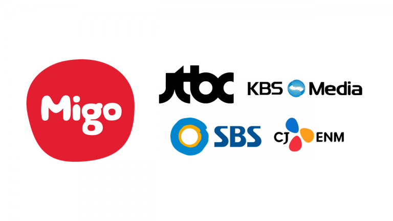 Migo signs multi-year deals with JTBC, SBS, KBS Media and CJ ENM to deliver top Korean dramas and movies to the Indonesian mass market