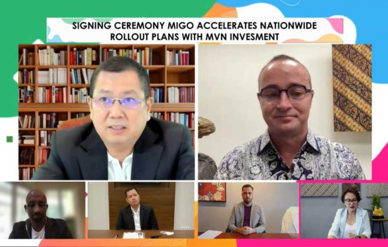 """PT MNC Vision Networks Tbk (""""MVN"""") invests $40 million in Migo Indonesia to accelerate nationwide rollout"""
